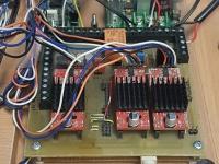 Arduino - drivery k motorům