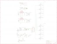 LED kostka 8x8x8 - Schéma zapojení 2